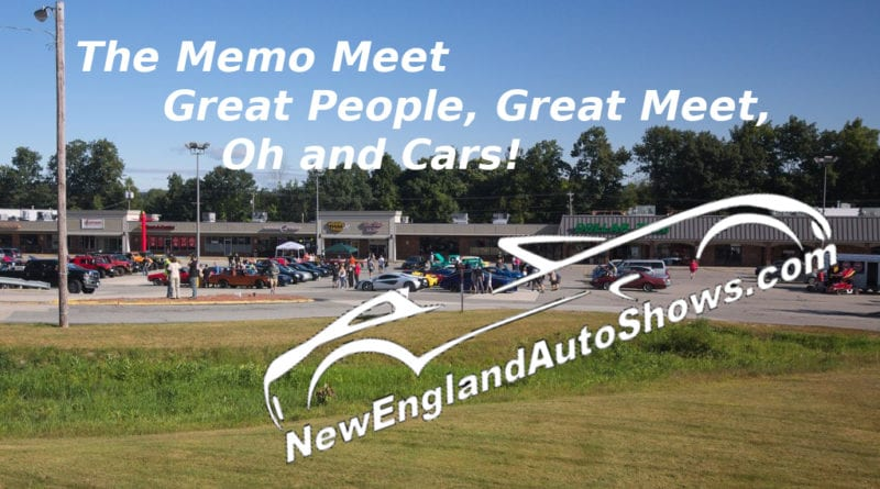 The Memo Meet Great People, Great Meet, Oh and Cars!
