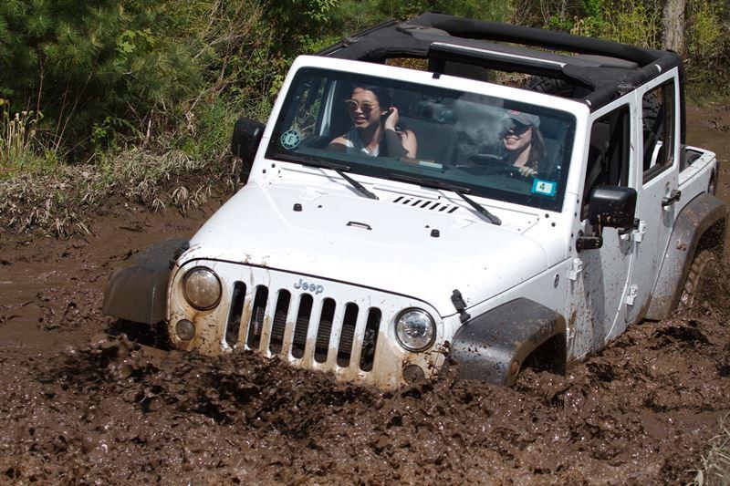 The Muddy Water