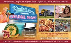MA - Lancaster - Kimball Farm Cruise Night @ Kimball Farms | Lancaster | Massachusetts | United States