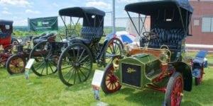 CT - New Britain - Klingberg Vintage Motorcar Series @ New Britain | Connecticut | United States