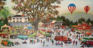 CT - Falls Village - Car & Motorcycle Show @ Downtown Falls Village | Canaan | Connecticut | United States