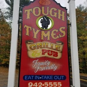 NH - Northwood - Tough Tymes Grille and Pub @ Tough Tymes Grille and Pub | Northwood | New Hampshire | United States