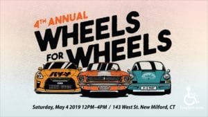 CT - New Milford - Annual Wheels for Wheels Car Show @ New Milford | Connecticut | United States