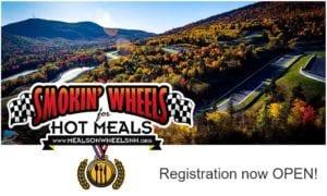 NH - Tamworth - Smokin' Wheels for Hot Meals @ Club Motorsports | Tamworth | New Hampshire | United States