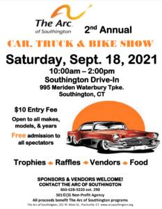 CT - Southington - Car, Truck, & Bike Show @ Southington Drive In | Southington | Connecticut | United States