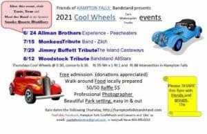 NH - Hampton Falls - Cool Wheels @ Hampton Falls | New Hampshire | United States