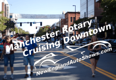 Manchester Rotary Cruising Downtown
