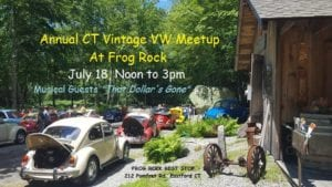 CT - Eastford - VW Meetup at Frog Rock @ pin Frog Rock Rest Stop | Eastford | Connecticut | United States