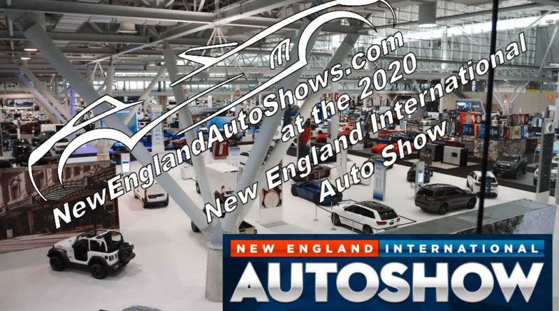 The New England International Auto Show for 2020