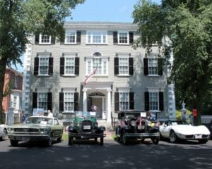 MA - Salem - Annual Phillips House Car Meet @ Historic New England's Phillips House | Salem | Massachusetts | United States