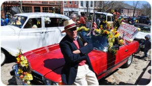 MA - Nantucket - Annual Daffodil Festival Weekend Antique Car Parade & Tailgate Picnic @ Nantucket | Massachusetts | United States