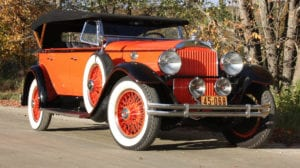 VT - Waterbury - Vermont Antique and Classic Car Show @ Farr Field | Waterbury Village Historic District | Vermont | United States