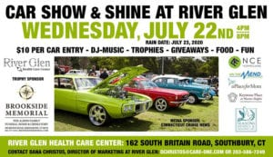 Ct - Southbury - Car Show and Shine at River Glen @ River Glen health care center | Southbury | Connecticut | United States