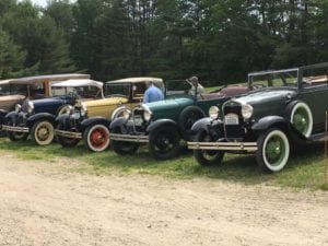 ME - Bethel - New England Model A Meet @ Gilead | Maine | United States
