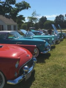 ME - Eliot - New England Vintage Thunderbirds Car Show @ Raitt Farm | Eliot | Maine | United States