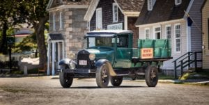 CT - Mystic - By Land & By Sea: Annual Antique Vehicle Show @ Mystic Seaport | Stonington | Connecticut | United States