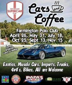 CT - Farmington - NESC Cars and Coffee @ Farmington Polo Club | Farmington | Connecticut | United States