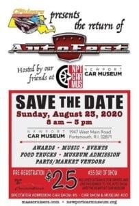 RI - Portsmouth - Autofest @ Newport Car Museum | Portsmouth | Rhode Island | United States
