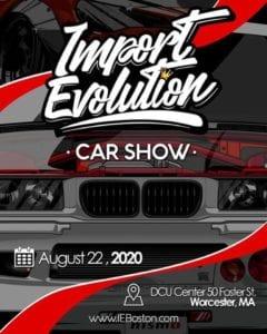MA - Worcester - Import Evolution Car Show @ DCU Center | Worcester | Massachusetts | United States