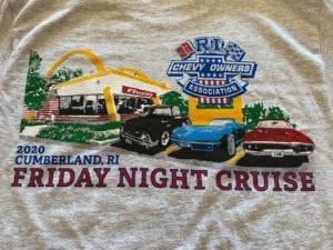 RI - Cumberland - RI Chevy Owners Ass'n Friday Night Cruise @ Stop & Shop/McDonalds | Cumberland | Rhode Island | United States