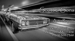 MA - Worcester - Car Show at Scott & Sons Auto Repair @ Scott & Sons Auto Repair | Worcester | Massachusetts | United States