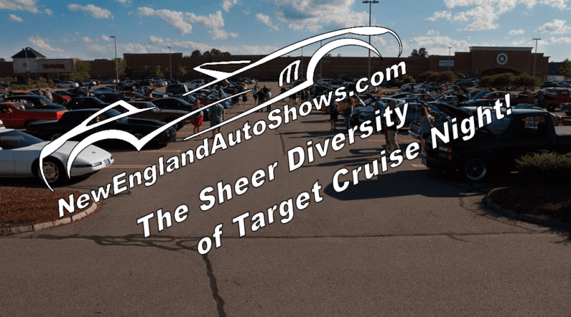 The Sheer Diversity of Target Cruise Night!