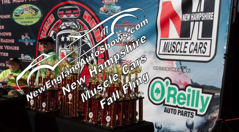 New Hampshire Muscle Cars Fall Fling