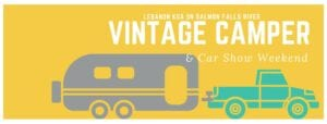 ME - Lebanon - Vintage camper & Car Show Weekend @ Lebanon KOA on Salmon Falls River | Lebanon | Maine | United States