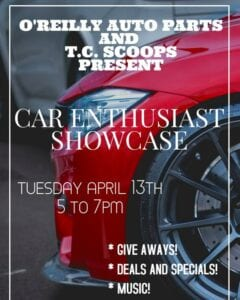 MA - Medway - Car Enthusiest Showcase @ T.C. Scoops | Medway | Massachusetts | United States