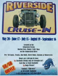 MA - Gill - Riverside Cruise-In @ Schetzen Verein | Gill | Massachusetts | United States