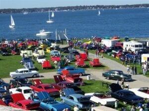 RI - Newport - Car Show at the Fort @ Fort Adams | Newport | Rhode Island | United States