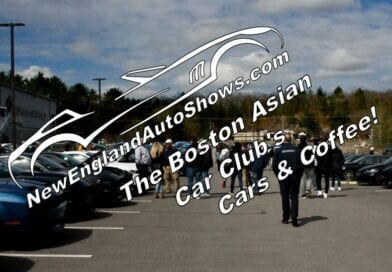 Boston Asian Car Club's Cars & Coffee!