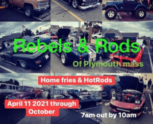 MA - Plymouth - Homefries and HotRods @ Plymouth | Massachusetts | United States
