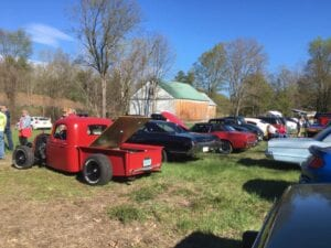 NH - Hinsdale - Now and Then Vehicle Club Cruise In @ Hinsdale Historical Society Field | Hinsdale | New Hampshire | United States
