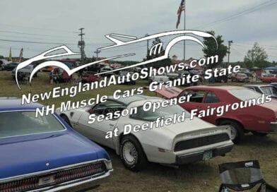 NH Muscle Cars Granite State Season Opener at Deerfield Fairgrounds