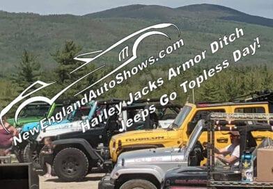 Harley Jacks Armor Ditch Jeeps Go Topless Day 2021!