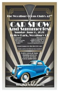 CT - Woodbury - Lions Club Car Show and Summerfest @ Hollow Park | Woodbury | Connecticut | United States