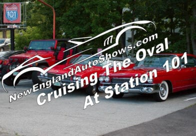 Cruising The Oval at Station 101