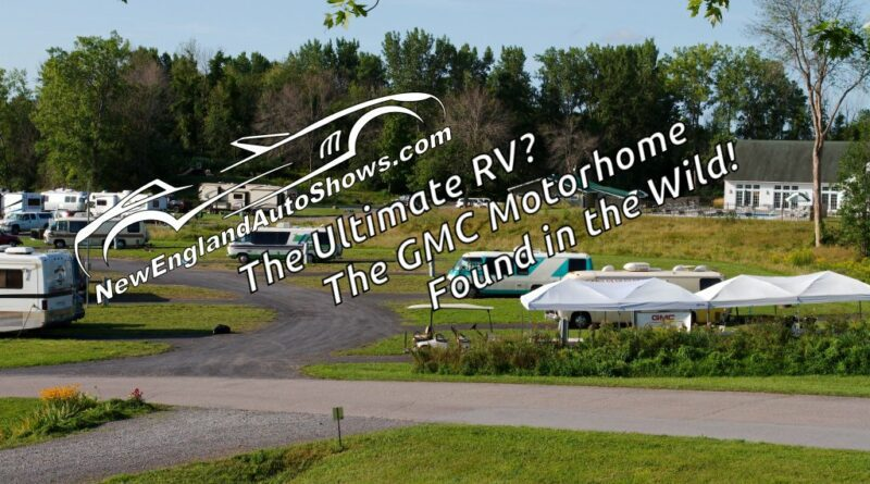The Ultimate RV? The GMC Motorhome Found in the Wild!